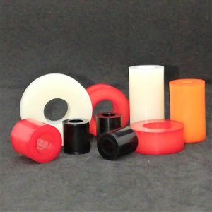 Espaciadores Metricos De Nylon - Metric Nylon Spacers