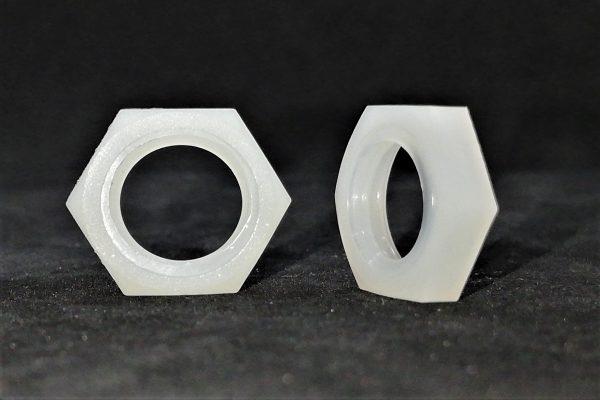 Contratuerca Hexagonal - Nylon Hex Jam Nuts
